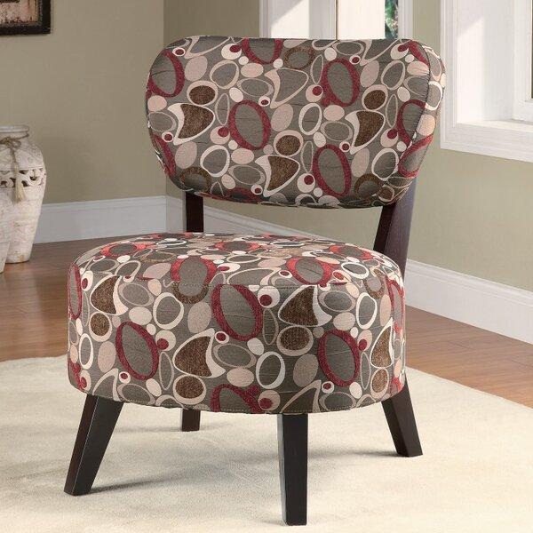 Helmes Slipper Chair by Ebern Designs