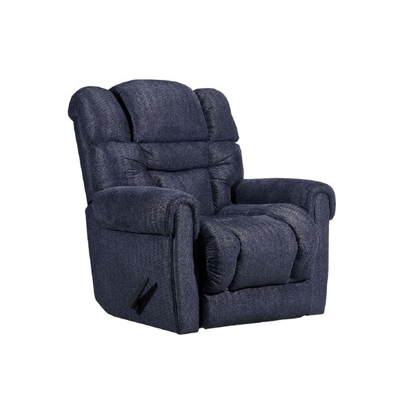 Trotter Manual Swivel Glider Recliner By Winston Porter