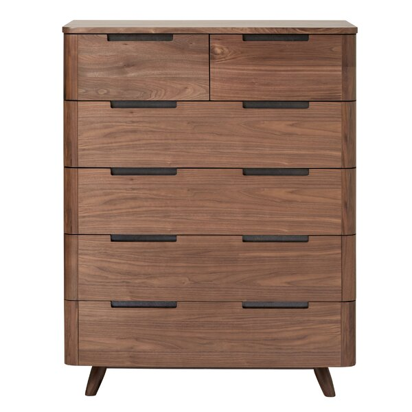 Cottle 6 Drawer Chest by Corrigan Studio