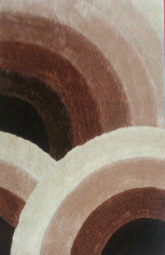 Sadik Brown Area Rug by Orren Ellis