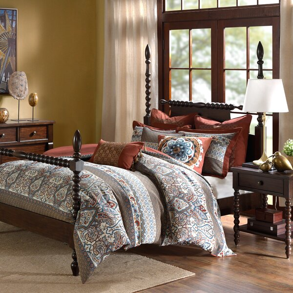 Antiquity Jacquard Comforter Set by Madison Park Signature