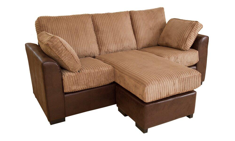 Sofa factory 3 sitzer ecksofa aston bewertungen for Ecksofa 7 sitzer