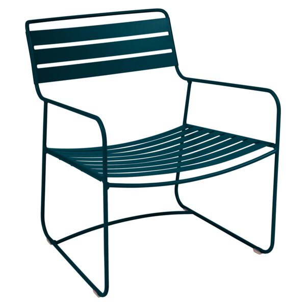 Surprising Low Patio Dining Chair by Fermob