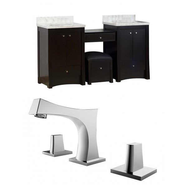 Fianna 69 Double Bathroom Vanity Set