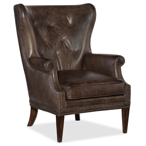 Maya Wingback Chair by Hooker Furniture