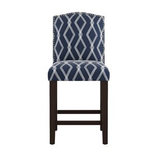 Check Out Edford Arched Crossweave 26 Bar Stool Online