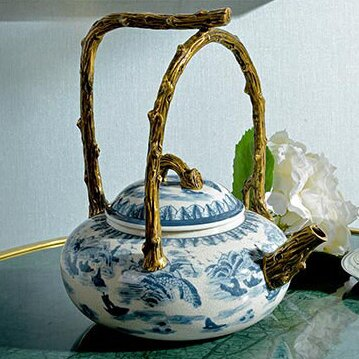 Decorative Teapot by Westmen Lights