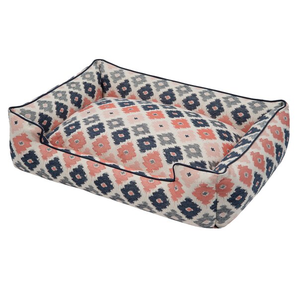 Geo Premium Cotton Blend Dog Sofa by Jax & Bones