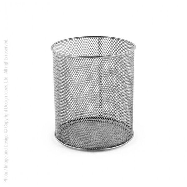 Mesh Utensil Cup by Design Ideas