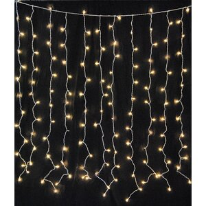 Hillis Curtain 6 ft. Fairy String Lights