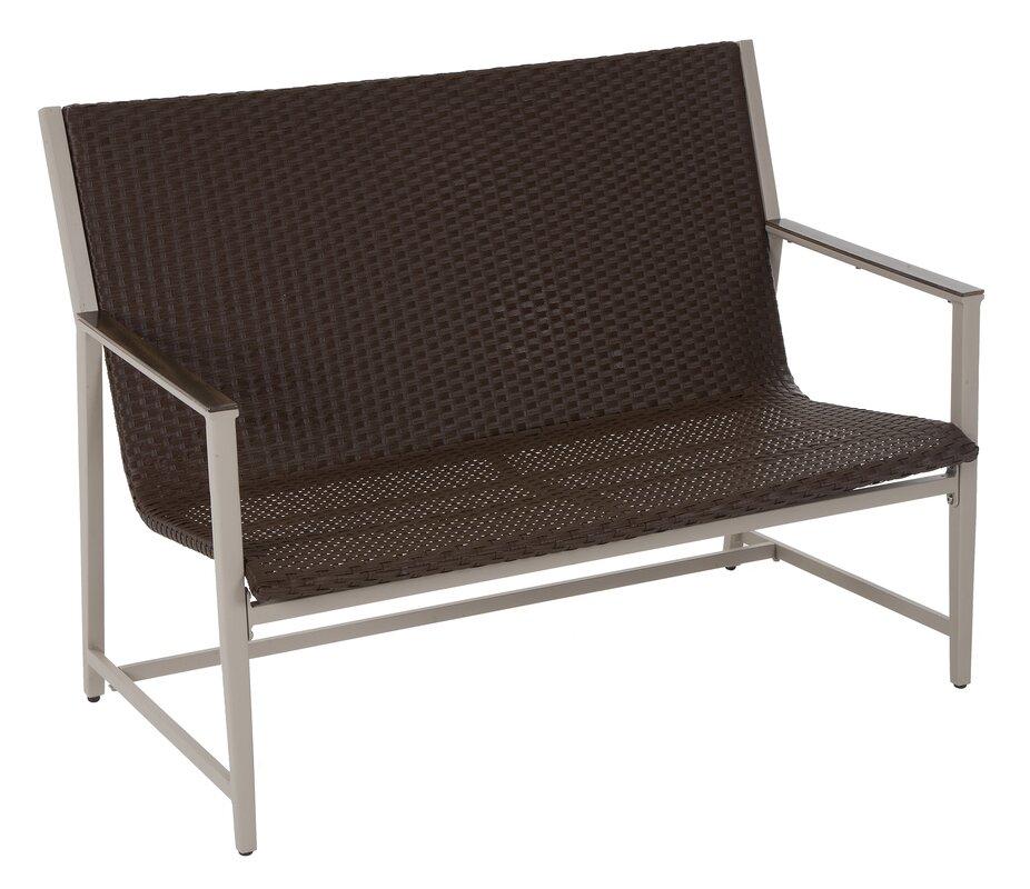 mercury row 4 sitzer loungem bel set delao mid century bewertungen. Black Bedroom Furniture Sets. Home Design Ideas