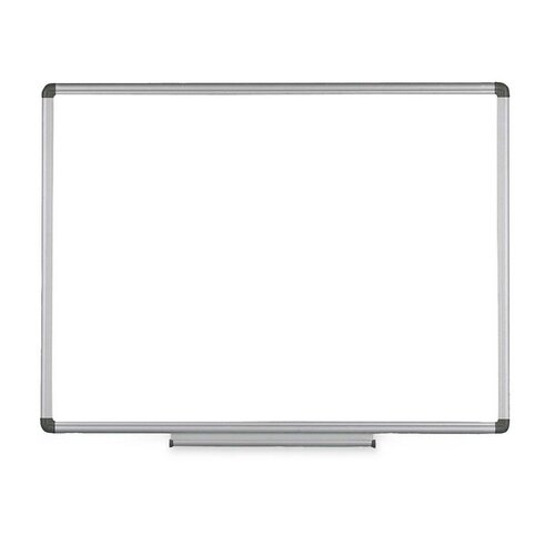 Wall Mounted Whiteboard, 36.2 x 52.4 by Bi-silque Visual Communication Product, Inc.