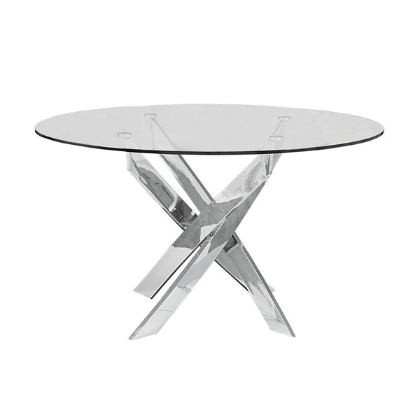 Gresham Palace Dining Table by Orren Ellis Orren Ellis