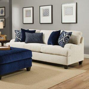 Buy luxury Three Posts Simmons Upholstery Hattiesburg Stone Sofa