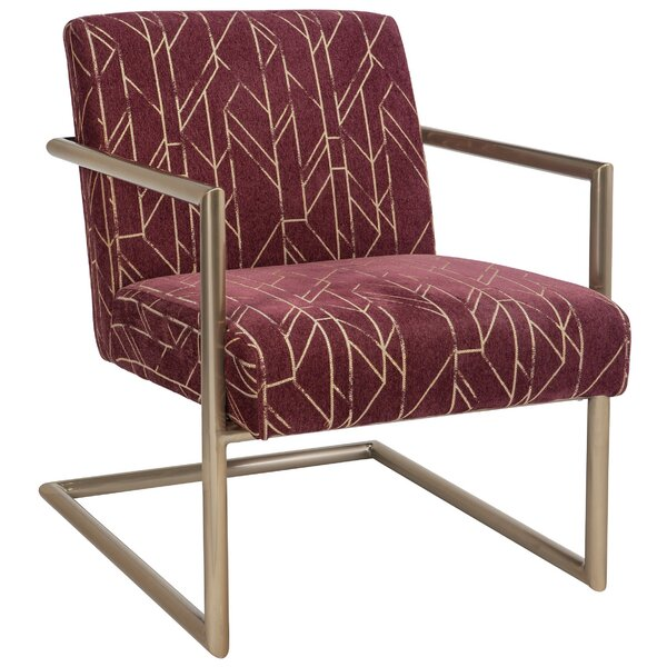 Willowgrove Accent Chair by Everly Quinn Everly Quinn
