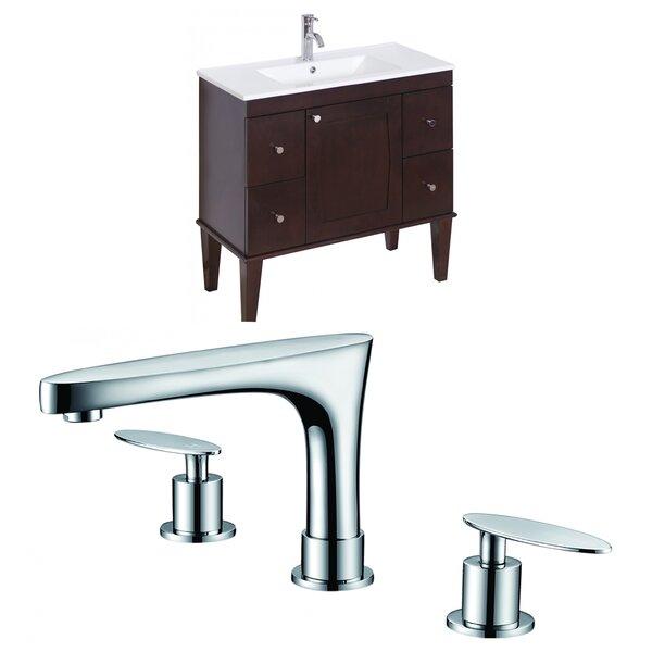 Roxy 36 Single Bathroom Vanity Set by American Imaginations