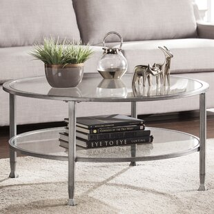 Review Casas Coffee Table by Orren Ellis