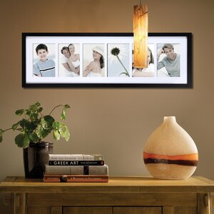 6 Opening Decorative Wall Hanging Picture Frame