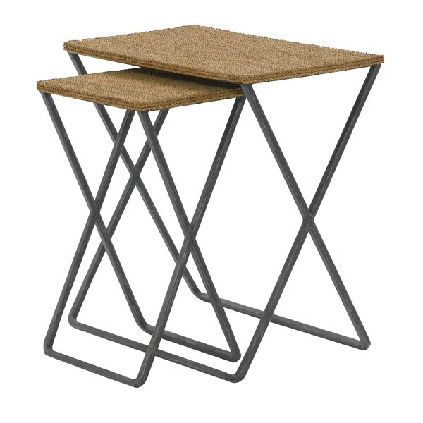 Cordell 2 Piece Nesting Tables by Bernhardt