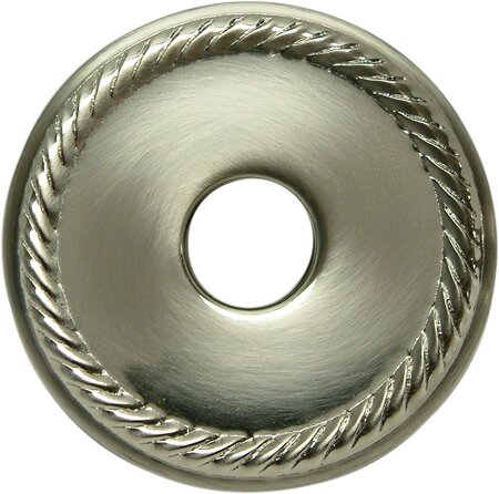 Made To Match 3 Rope Decor Escutcheon by Kingston Brass