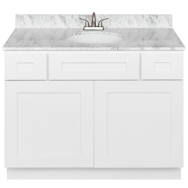 Ston Easton 42 Single Bathroom Vanity Set by Winston Porter