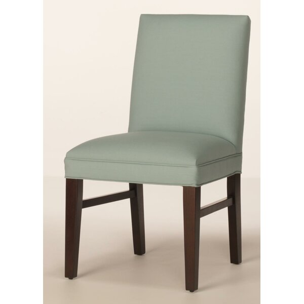 Sutton Compact Upholstered Dining Chair by Sloane Whitney