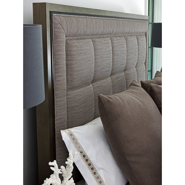 Ariana St Tropez Upholstered Panel Headboard by Lexington
