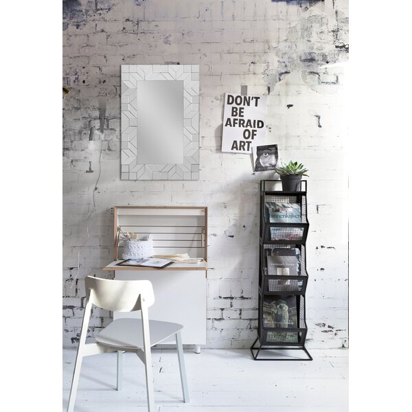 Fama Wall Mirror by Fallon & Rose