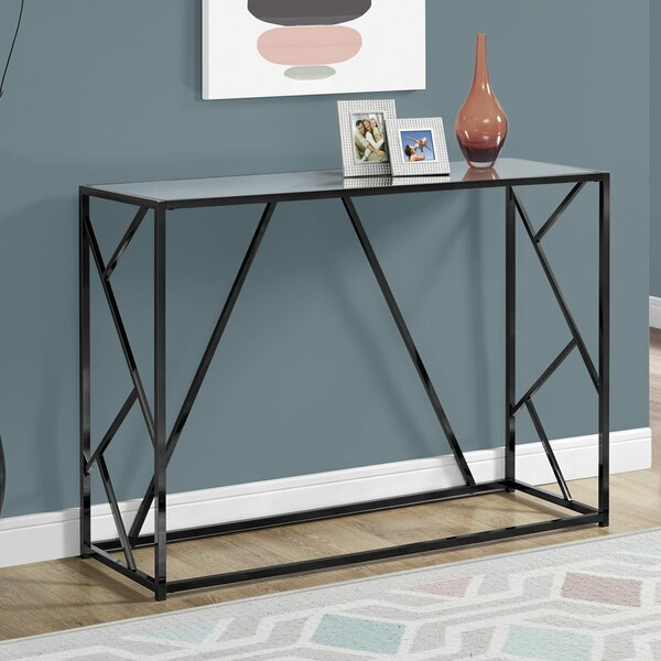 Wrought Studio Black Console Tables