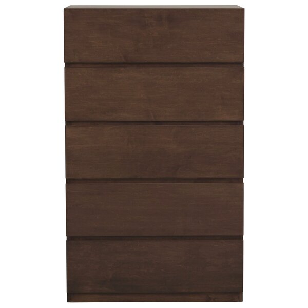 Langelier 5 Drawer Chest By Latitude Run by Latitude Run New Design