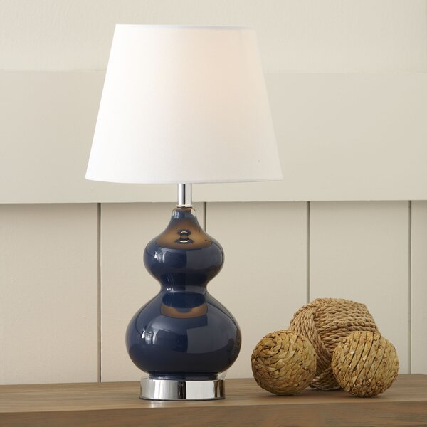Extra Gourd-geous 18.75'' Table Lamp by Birch Lane Kids™