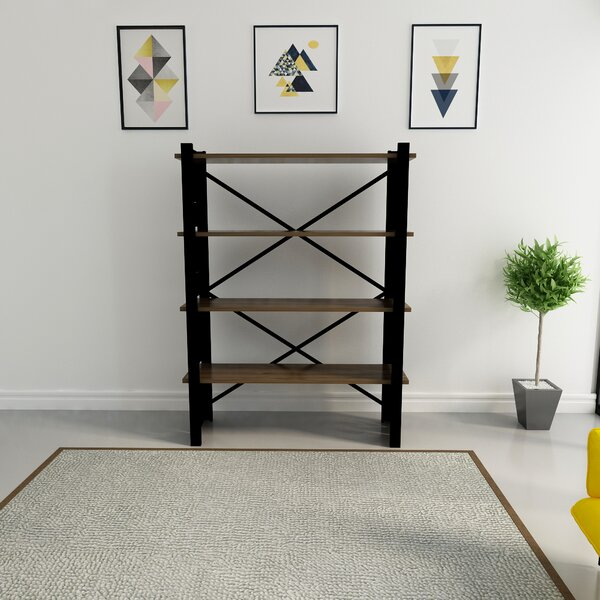 Toro Etagere Bookcase By Ebern Designs