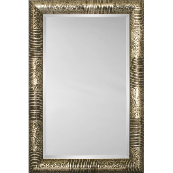 Mirror Style 81118 - Bullnose Chocolate / Silver Stripe And Mottle by Mirror Image Home