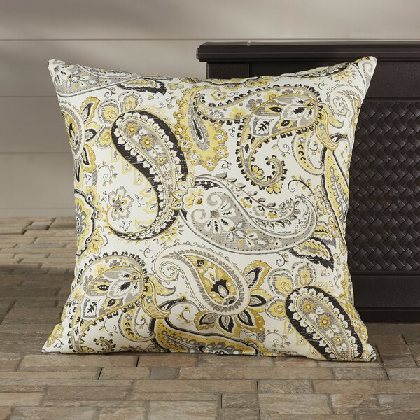 Abshire Indoor/Outdoor Floor Pillow by Darby Home Co