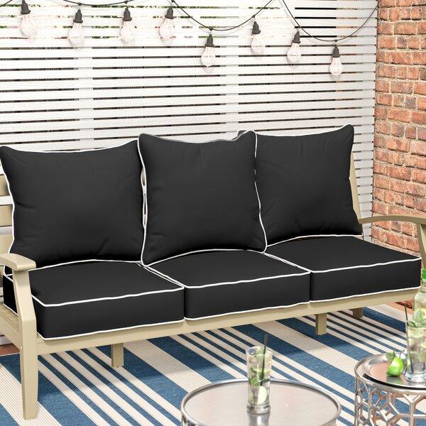 Indoor/Outdoor Sunbrella Sofa Cushion by Brayden Studio