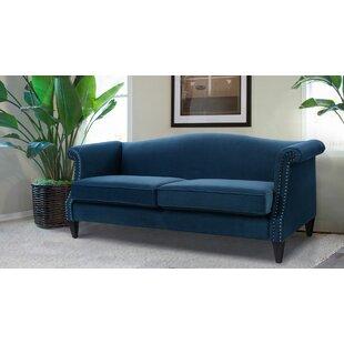 navy blue suede sofa wayfair ca rh wayfair ca blue suede corner sofa dark blue suede sofa