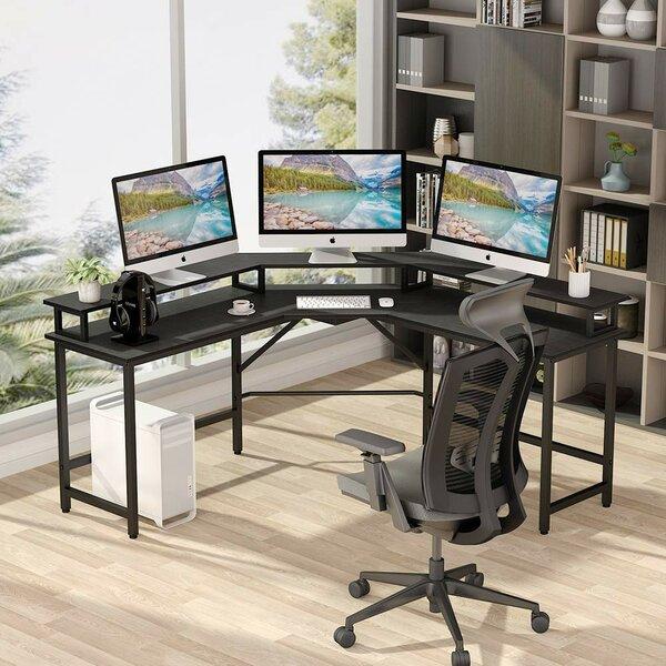 Alphild ReversibleL-Shape Desk