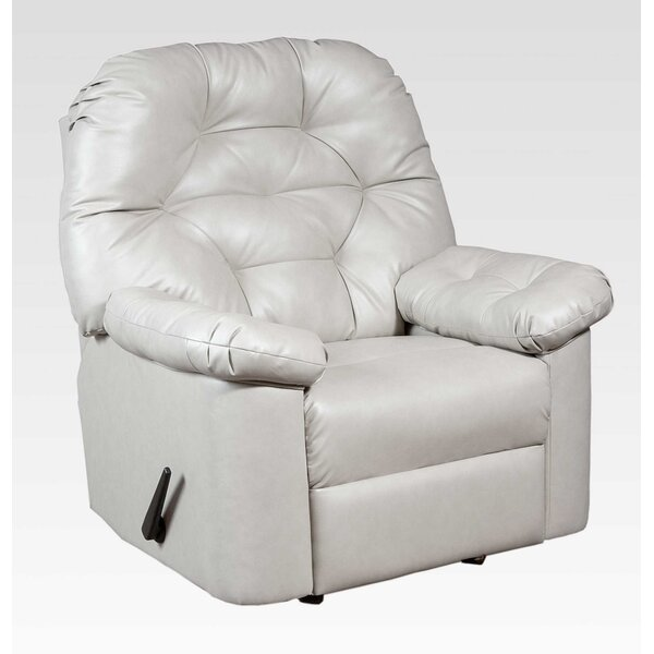 Serta Orrstown Manual Rocker Recliner by Latitude Run