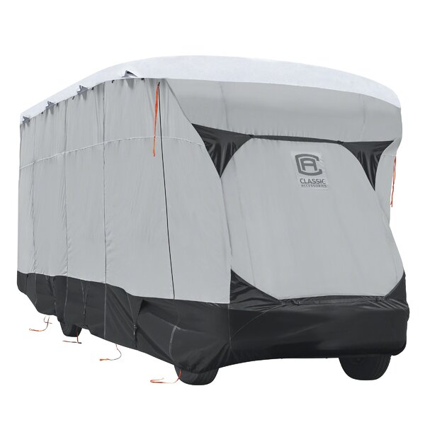 SkyShield Class C RV Cover by Classic Accessories