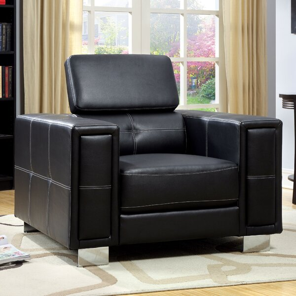 Glenwill Club Chair by Hokku Designs