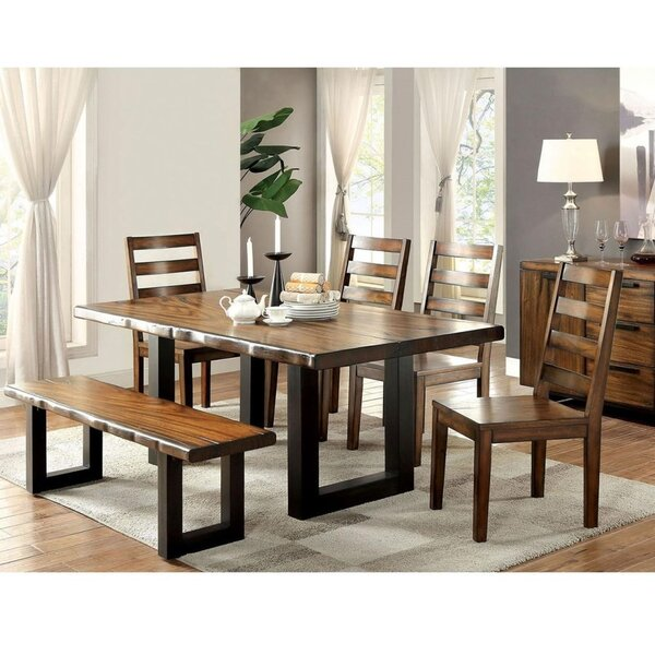 Madisson 6 Piece Dining Set By Williams Import Co.