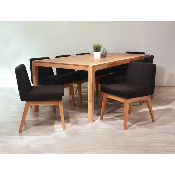 Everett 9 Piece Dining Set by Foundstone Foundstone