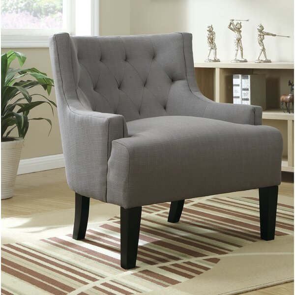Madill Wingback Chair by House of Hampton