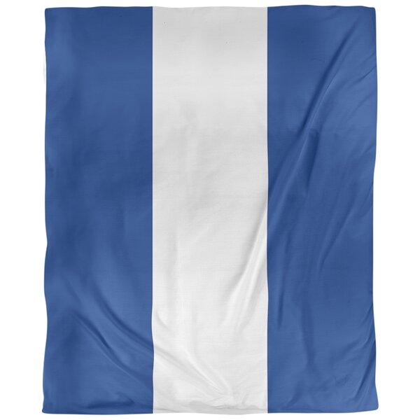 Indianapolis Arizona Football Stripes Single Duvet Cover