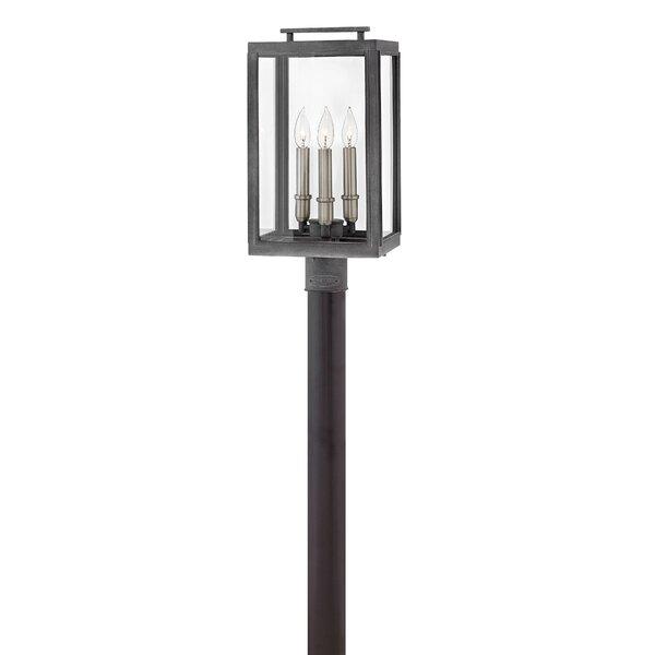 Sutcliffe 3-Light Lantern Head by Hinkley Lighting