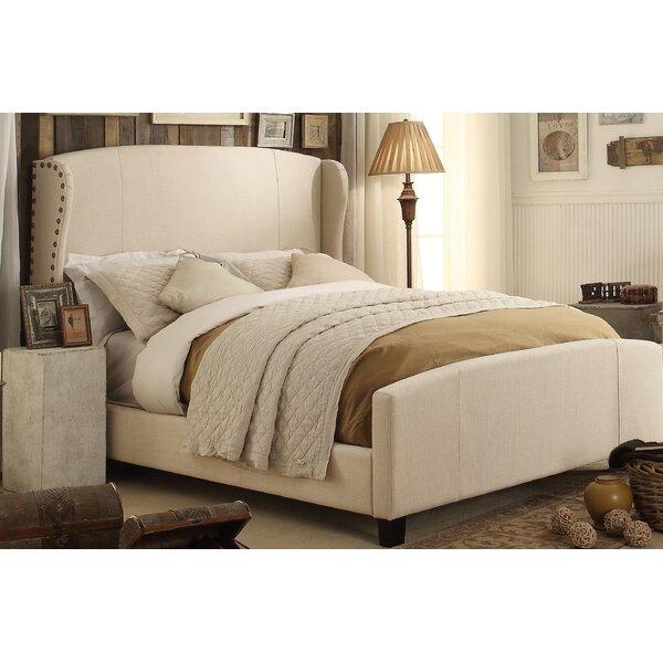 Progreso Queen Upholstered Standard Bed by Greyleigh