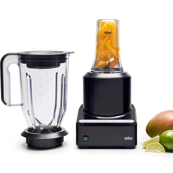 Pure Mix Countertop Blender by Braun
