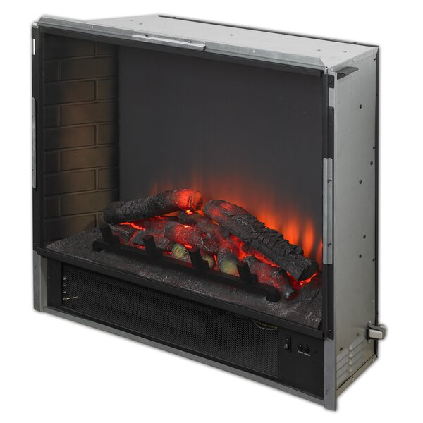 Gallery Wall Mounted Electric Fireplace Insert By The Outdoor GreatRoom Company