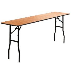 Beautiful Wood Folding Tables Youu0027ll Love | Wayfair