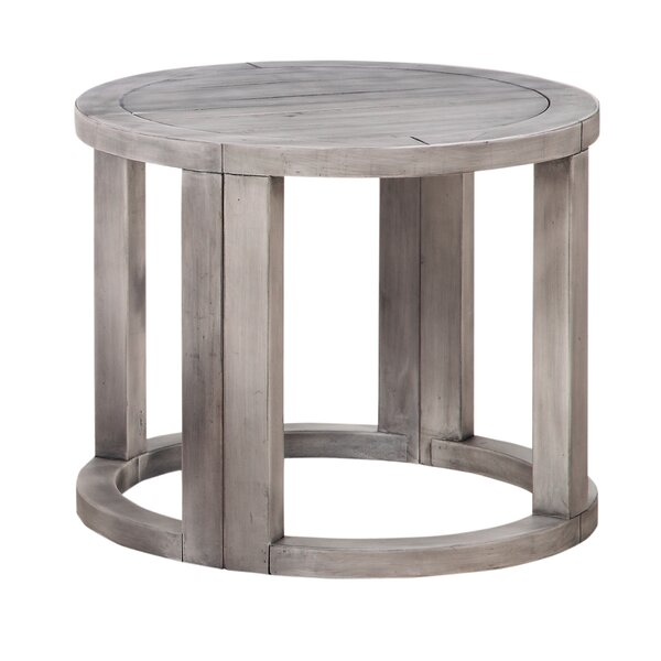 Howze Half Moon 2 Piece End Table Set (Set Of 2) By Highland Dunes